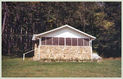 ROCK DUPLEX Cabin (two units)
